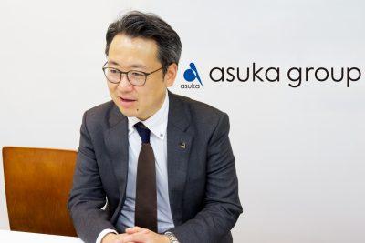 Asuka Director Yoshitaki Asami